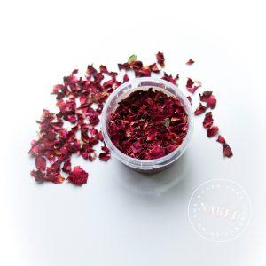 Rose Petals Pot